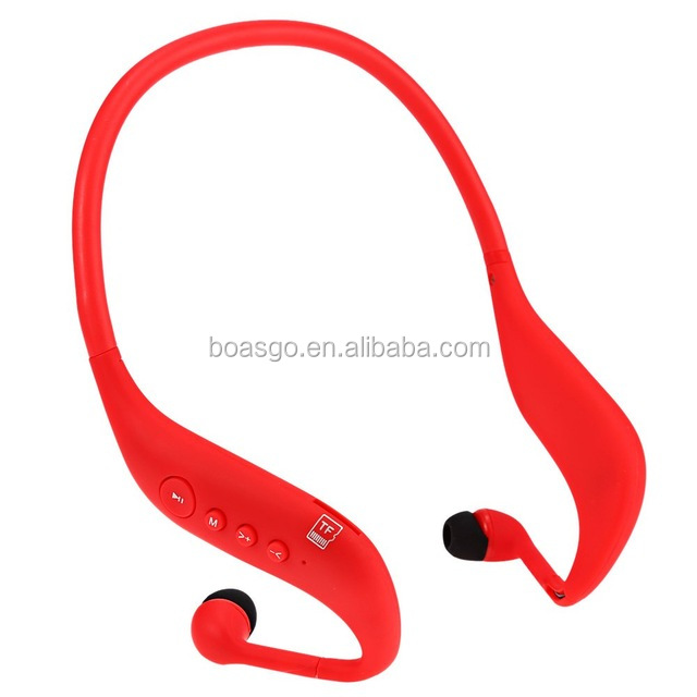 Wholesale Sport Noise Cancelling Stereo Wireless Bluetooth Headphone, Bluetooth Headset Earphone For Mobile Phones