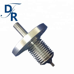 Flange connection Vacuum link stainless steel flexible bellows, for High  Pressure Ring Main Units and Inflatable Cabinets