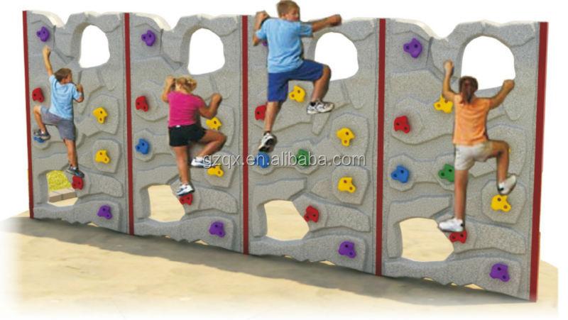 Parete Scalata Bambini : Kaki portatile palestra di roccia mobile pareti di arrampicata