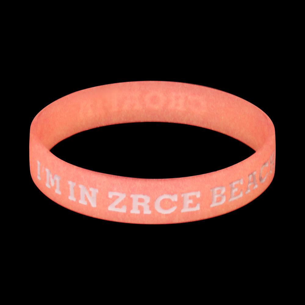 2018 Wholesale fluorescent silicone wristband/glow in the dark bracelet/glow wristbands