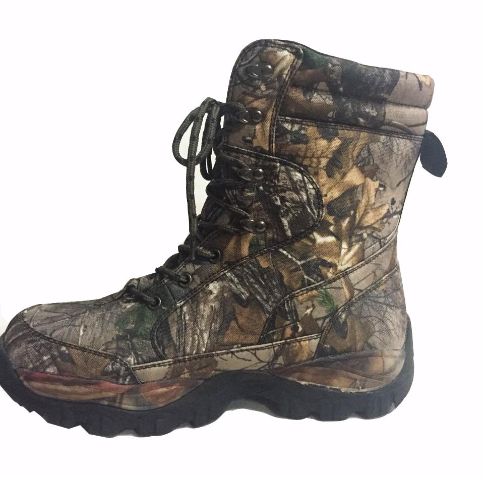 Camo Waterproof Hunting Boots For Men Anti Snakebite Buy