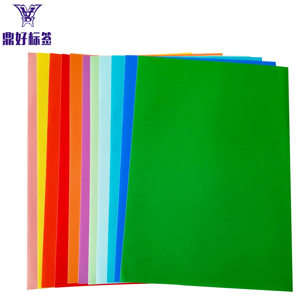 colored cellophane paper private label a4 paper manufacturer in indonesia