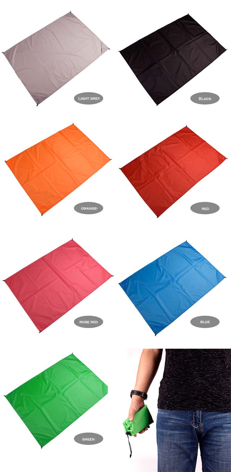 hot selling picnic outdoor blanket waterproof folding beach mat