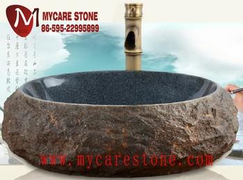 naturel vier rond g654 granit vier en pierre pour extrieur