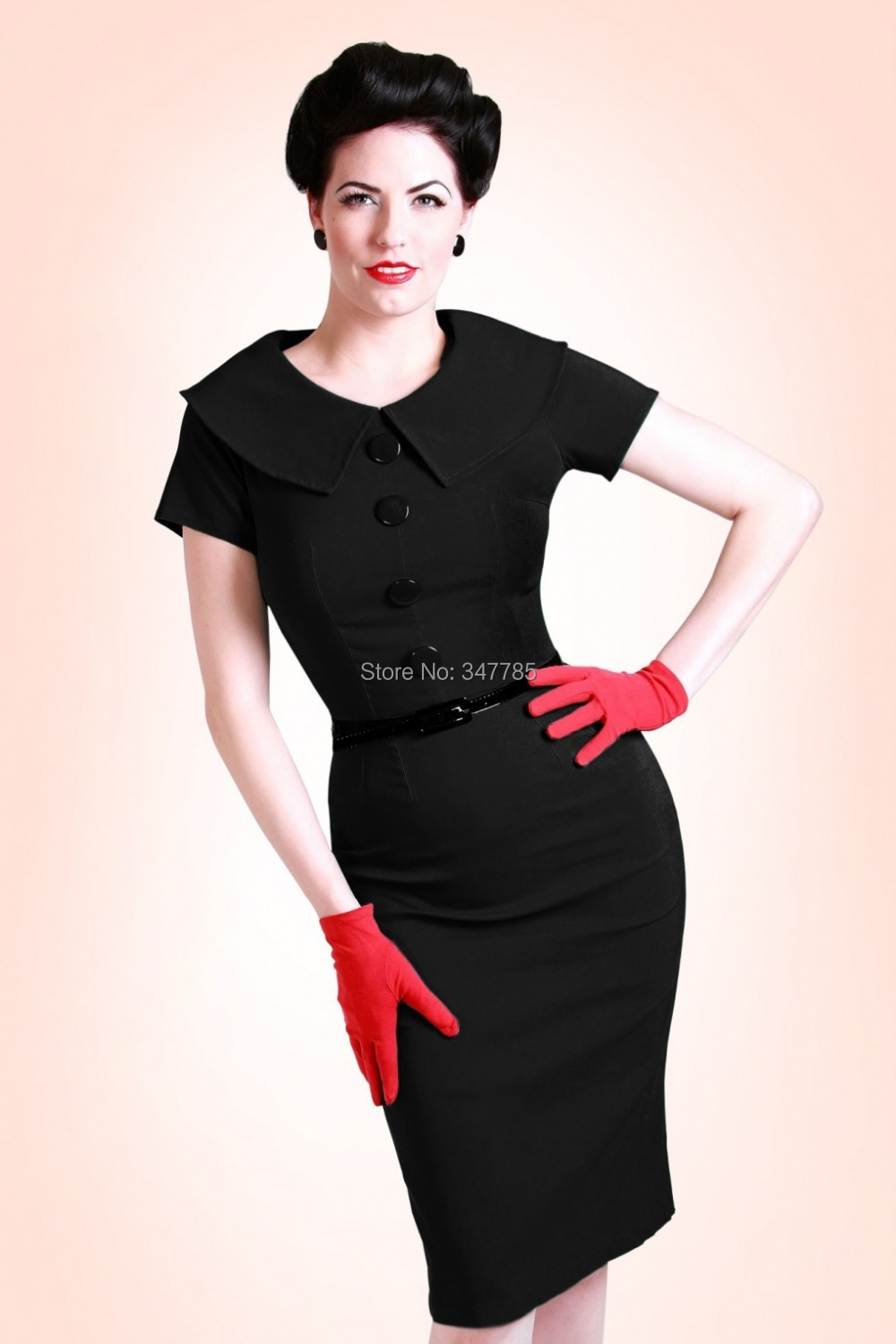 f00b34c202ce5 Cheap Pin Up Wiggle Dress, find Pin Up Wiggle Dress deals on line at ...