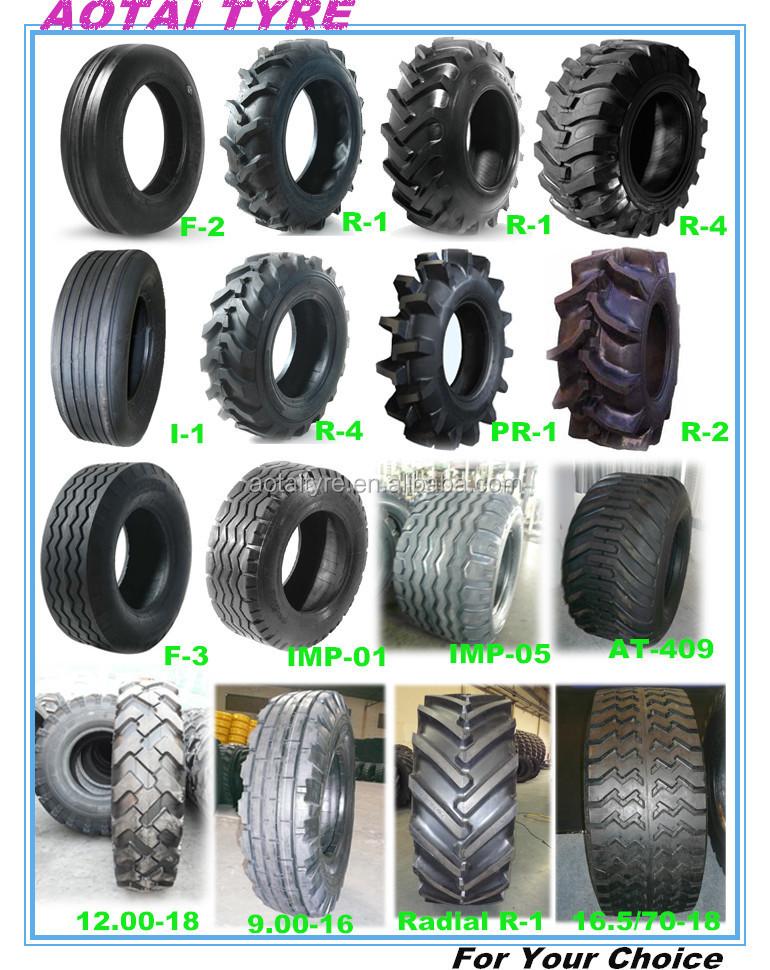12 4x24 Tractor Tires : High quality aotai r bridgestone agricultural tires