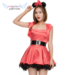 New cute Mouse Tutu costumes Cartoon anime cosplay costume Export Japanese clothes