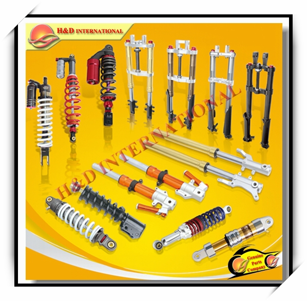 Chinese Motorcycle Front Shock Absorber Cheap Motorcycle Front ...