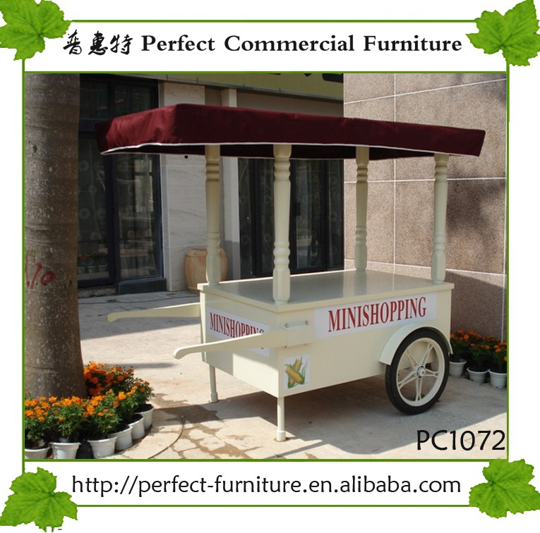 Small Food Carts Snack Cart Ice Cream China Made Economic Electric Street Fast