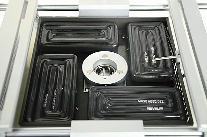 infrared bga repair machine