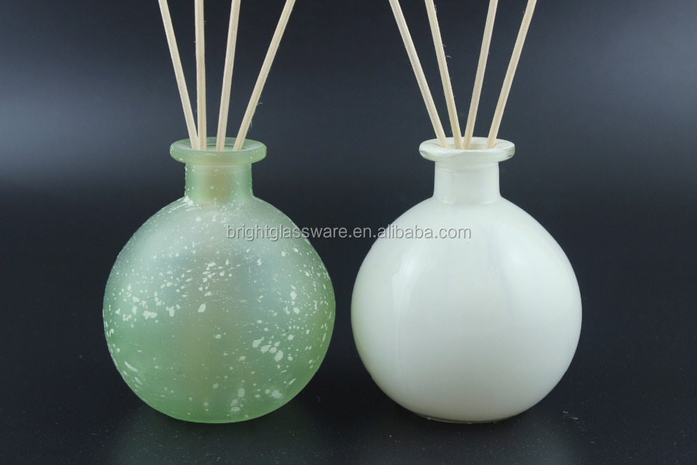 Aroma ceramic diffuser bottle reed diffuser bottle