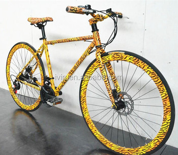 Animal Film Bicycle Water Transfer Printing Bike Hydro Dipping - Buy Animal  Film Bicycle,Bike Hydro Dipping Product on Alibaba com