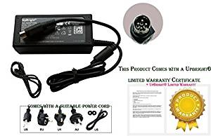 UpBright New 4-Pin 12V 5V 2A AC / DC Adapter For Sunfone ACU034A-0512 P/N: GP-ACU034A-0512-M3-4 Sun fone i iomega Hard Disk Drive HDD HD 12.0V 5.0V 2.0A Power Supply Cord Cable Charger Mains PSU