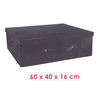 Canvas Drawer Organizer /Storage Box/Case