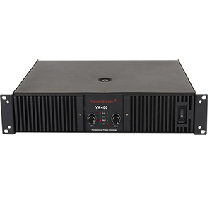 400W Class AB Amplifier Professional sound Power Amplifier With Two Channels