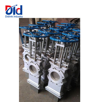 Kitz With Price Pvc Stainless Steel Electric Actuated Ansi Ss316 Slurry Pump Knife Gate Valve 4