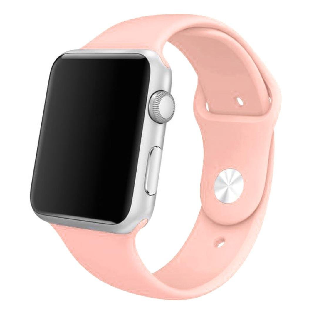 Apple Watch Band, Creazy® Sports Silicone Bracelet Strap Band for 42mm Apple Watch