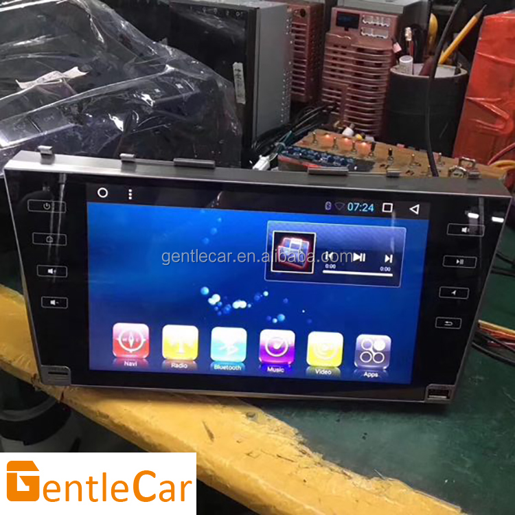 <strong>Car</strong> stereo multimedia entertainment system film video download mp3 for Camry 2007-2011