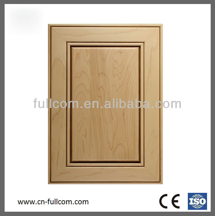 cherry wood kitchen cabinet door semi open painted