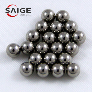 The best zinc plated chrome steel ball with high quality