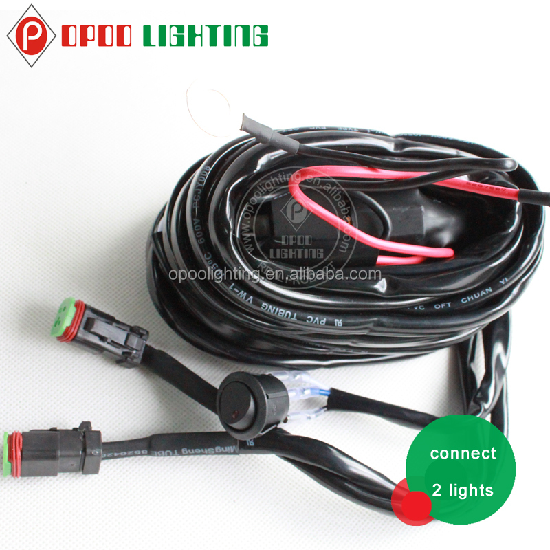 arb intensity led spot light waterproof wiring harness buy arb intensity led spot light waterproof wiring harness