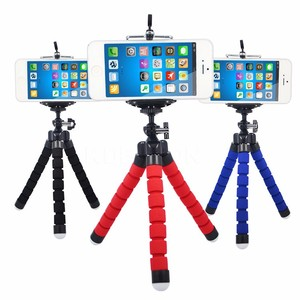 New Arrive 2018 octopus phone tripod, Best quality phone tripod simple flexible with REACH/SCCP/PHA