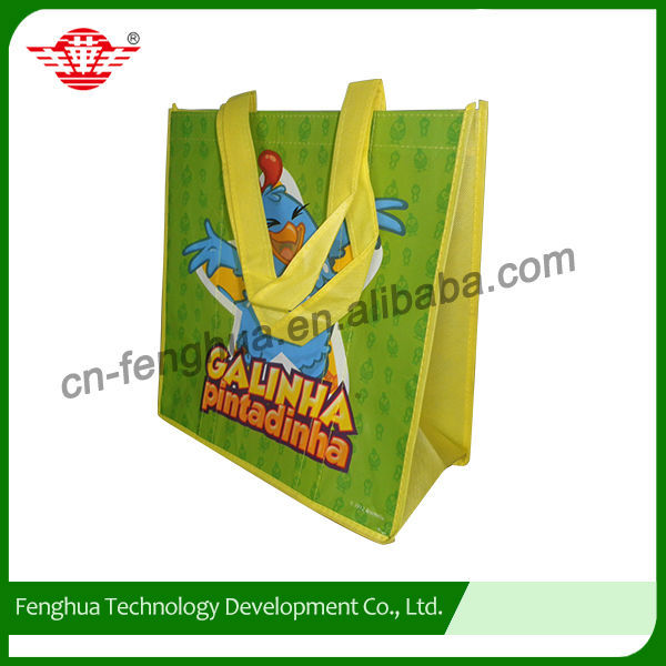 Popular Durable Nonwoven Travel Bag