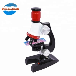 Science learning toy education electric kids microscope for sale