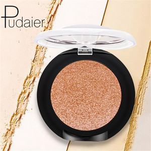 Unbranded Pressed Glitter Eyeshadow Palette for Face/Hair/Body Makeup