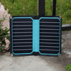 5V 10W Portable ETFE All in One Mobile Solar Sun Charger