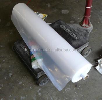 6 Mil White Polyethylene Plastic Sheeting