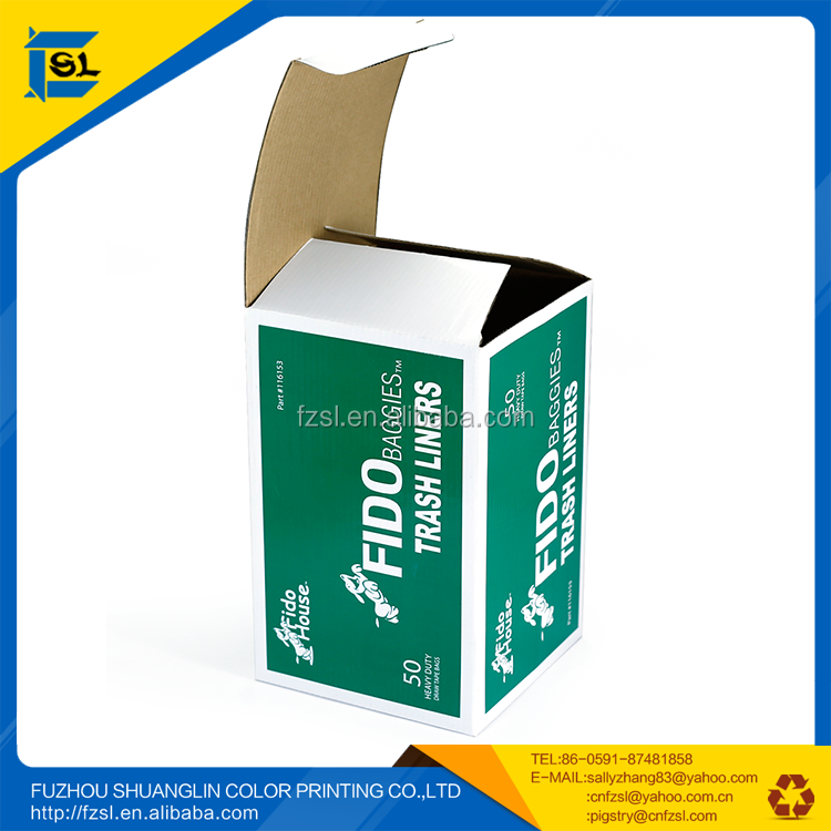 PBXSL1740 cheap corrugated cardboard paper packaging box