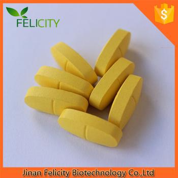 Herbal Food Supplement Complex V B Tablets For Children