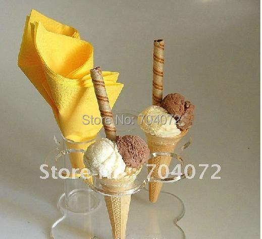 Online Get Cheap Acrylic Cone Holder Aliexpress Com
