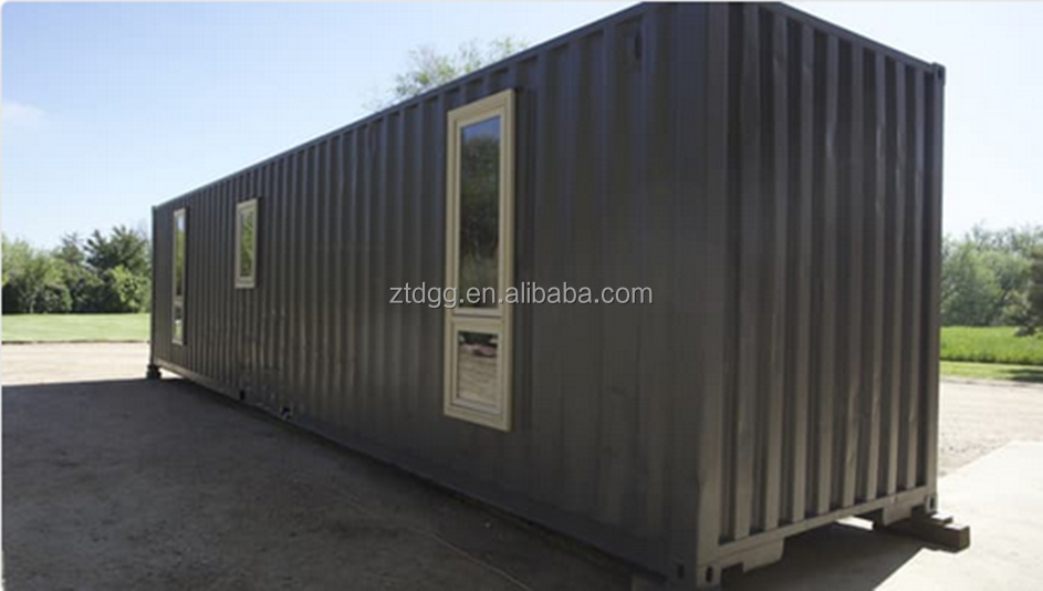 Die firstep haus design bessere alternative container haus for Container haus anbieter