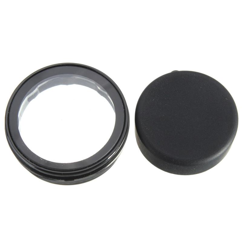 Профессиональный Ультрафиолетовый UV Фильтр с Крышка Объектива Защитная Крышка Для Xiaomi Yi Action Sports Камеры