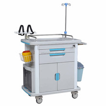 <span class=keywords><strong>Ospedale</strong></span> Di Emergenza Strumenti Trolley Carrello