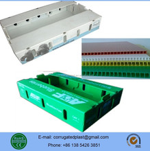 Stackable Corrugated Plastic Packing Boxes for Fruits