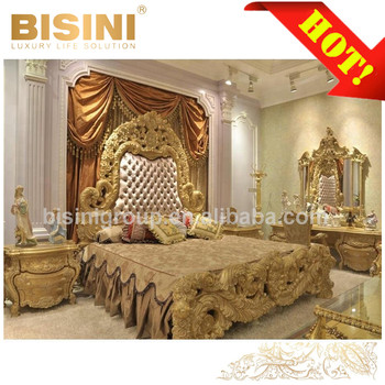 Admirable Baroque Expensive Wood Hand Carved Royal Furniture Gold Plated Bedroom Set Luxury Design Customized Bed Bf11 Y10004G Buy Royal Palace Imperial Download Free Architecture Designs Meptaeticmadebymaigaardcom