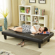 Factory Modern fabric sofa futon sofa cum bed for house use