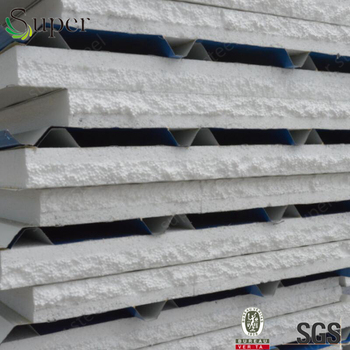 Best Price M2 Roof Polystyrene Eps Sandwich Panels Garage Wall Panel For  Sale