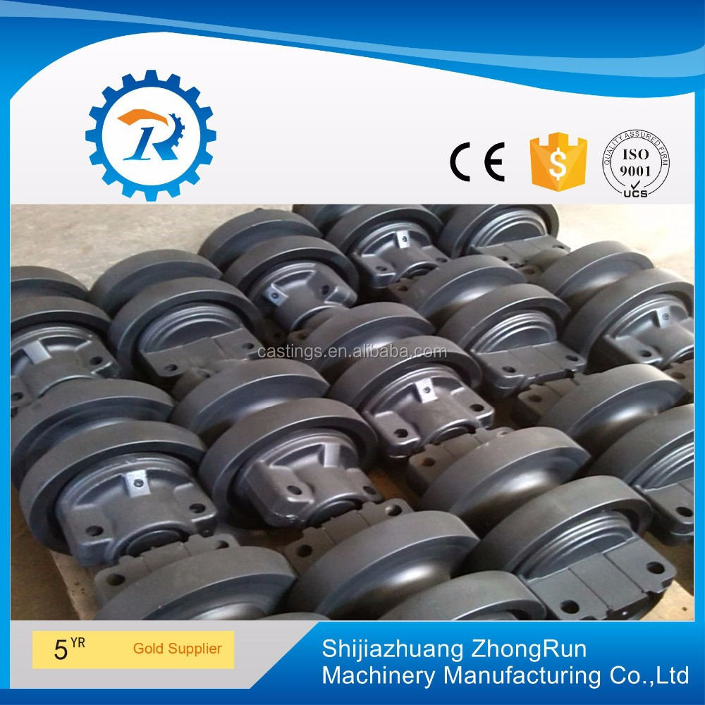 Large Size China open die forging parts with High precision