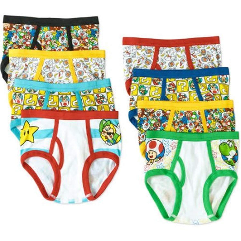 Yzjcafriz Litter Boys Cars Boxer Briefs Cotton Short Underwear Pack Of 3
