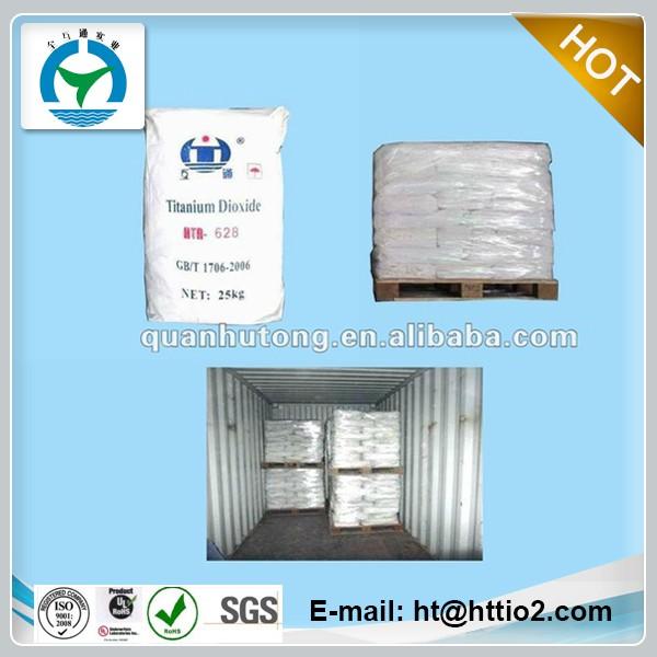 Buy titanium dioxide - Tech Grade - 93% from Qingdao