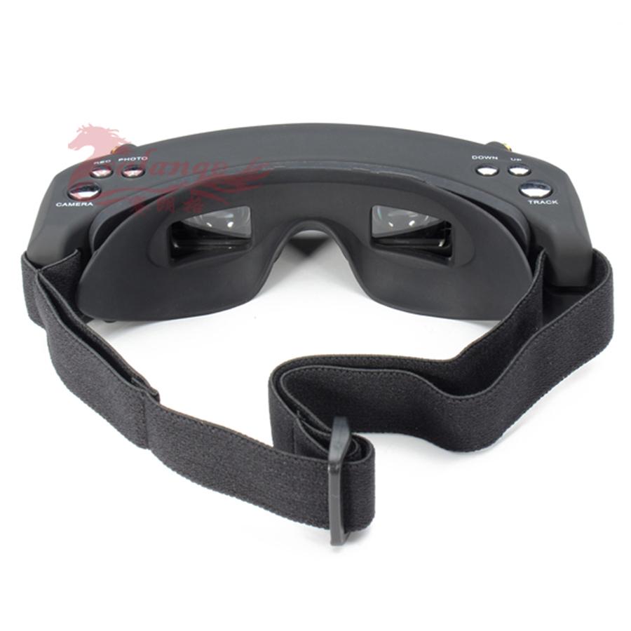 4cb8c32e0b7a80 Nouveaux lunettes vidéo 5.8 GHz AIO diversité FPV lunettes 5.8 G 32CH tout  en un la