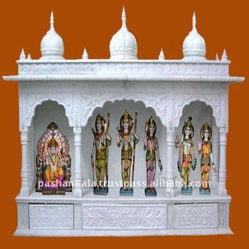 Marble Indoor Temple - Buy Design Marble Temple,Marble Home Temple ...