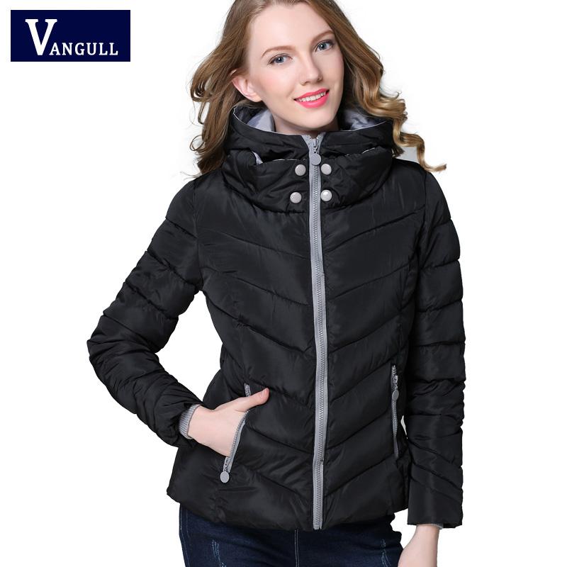 2016 Winter Jacket Women Parka Thick Winter Outerwear Plus