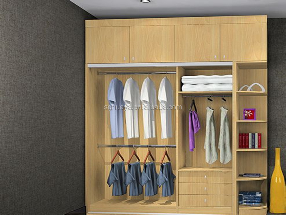 Modern Bedroom Sliding Door Wardrobe Design For Cheap Price From China