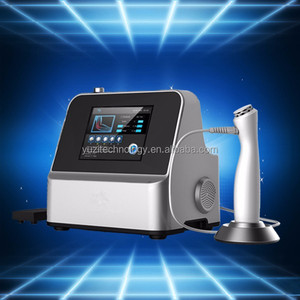 Portable YU-W8 3 in 1 cavitation weight loss beauty equipment,shock wave therapy equipment