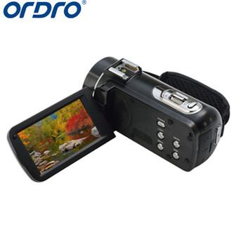 ORDRO HDV - Z20 1080P video camera professional WiFi Camera professional digital video camera with external MIC wholesale